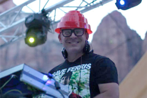 DJ Bueller: Friday 8:00 – Z-Arts Stage