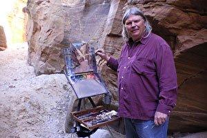 Brad Holt, Plein Air Painting – Silver Sponsor
