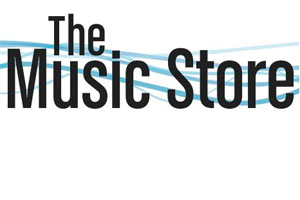The Music Store – Bronze Sponsor
