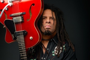 Eric McFadden featuring Queen Delphine: Friday 8:30 – Main Stage