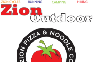 Zion Outdoor/Zion Pizza & Noodle Co – Platinum Sponsor