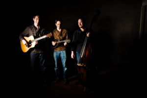 Matt Flinner Trio: Friday 6:00 – Main Stage
