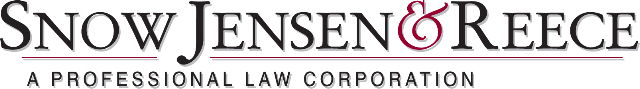 Snow Jensen & Reece – Silver Sponsor