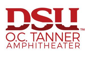 DSU / O.C. Tanner Amphitheater – Platinum Sponsor