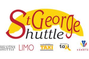 St. George Shuttle – Platinum Sponsor
